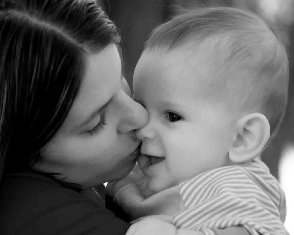 Sự ra đời của một người mẹ