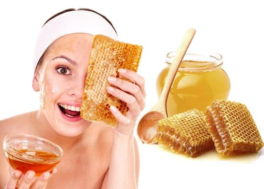 Cách sử dụng mật ong để làm đẹp