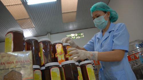 Mỹ dựng hàng rào kỹ thuật mật ong Việt gặp khó