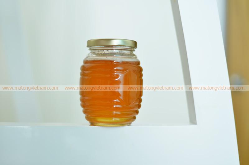 Mật ong hoa vải - Hũ 400ml