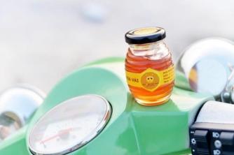 Gian nan thương hiệu mật ong Việt